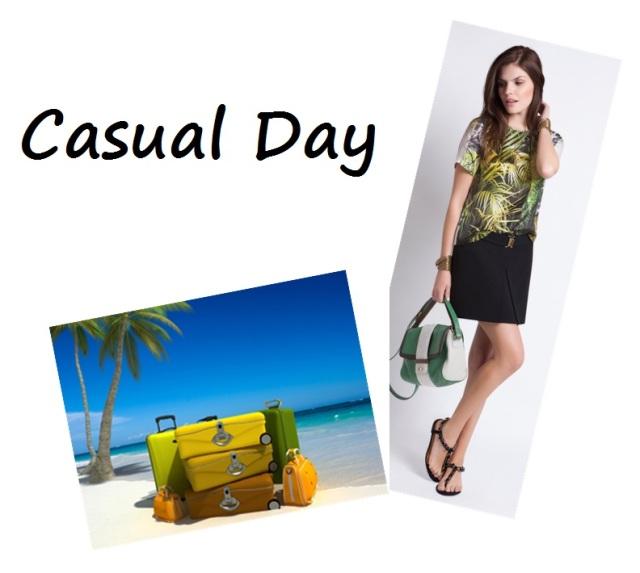 CASUAL DAY _O que vestir quando você vai viajar na sequencia de um longo dia de trabalho