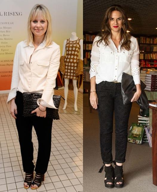 01_Looks de trabalho_looks femininos_Looks para entrevista de emprego_Calça preta_camisa branca