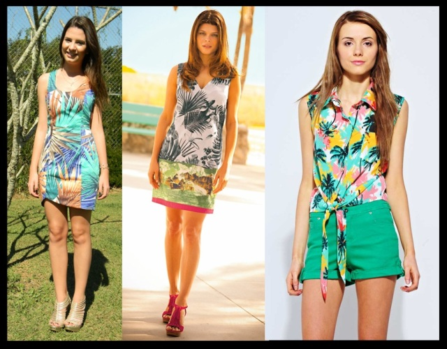 05_Estampa tropical em looks para o dia_vestido estampa tropical