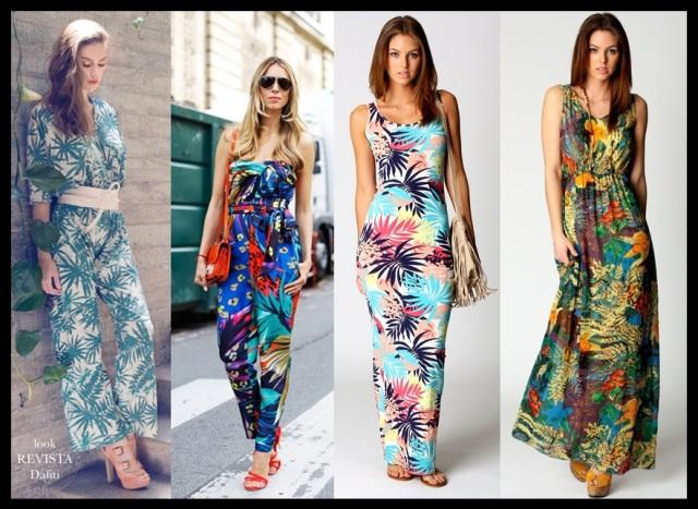 06_Estampa tropical em vestidos longo