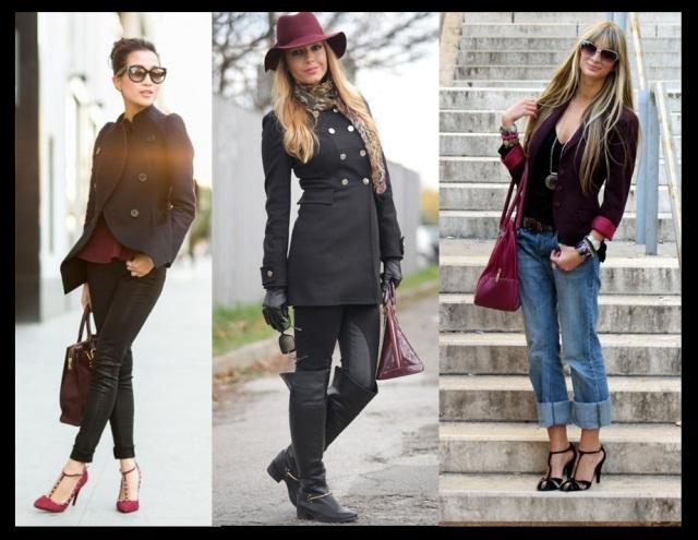 06_Looks coom detalhes Burgundy_A cor tendencia do Inverno 2013