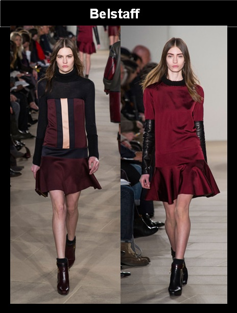 11_Looks Burgundy_A cor tendencia do Inverno 2013_Burgundy no NYFW Fall 2013_Belstaff
