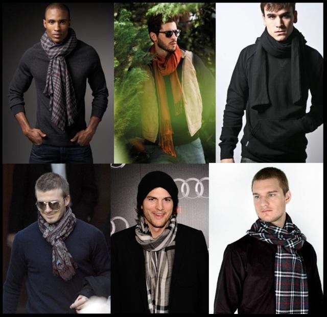 08_Cachecol para homem_Homem de cachecol_scarf Men_moda masculina_look despojado