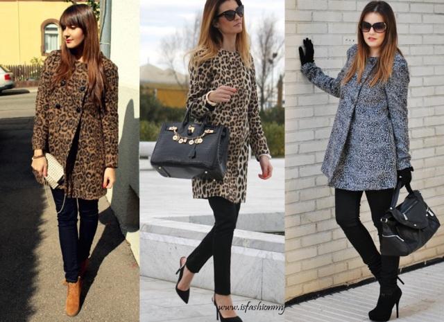 02_ Look de inverno_look para trabalhar_casaco de oncinha_animal print coat