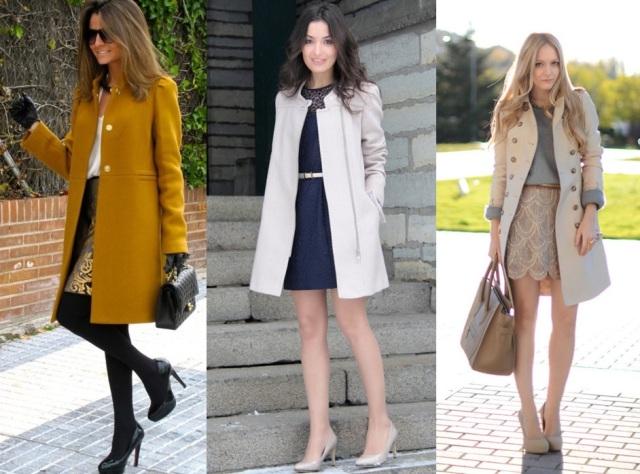 04_ Look de inverno_look para trabalhar_casaco com saia_casaco com vestido_comprimento correto do casaco para usar com vestido ou saia_skirt and coat