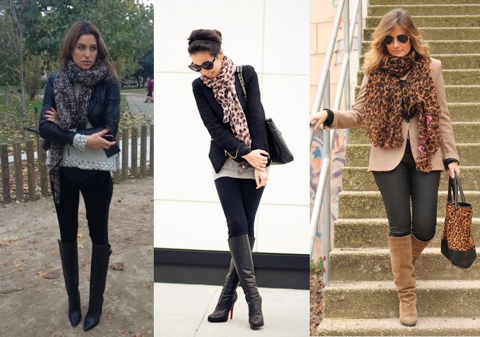 04 look para o casual day jeans preto e bota de cano alto look para