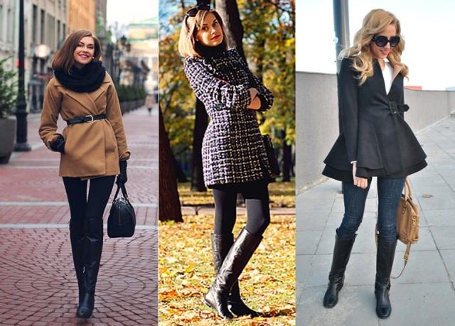 05_Look para o casual day_jeans e bota de cano alto_bota montaria_look para trabalhar_como usar bota montaria_calça legging e bota_casaco_look inverno para trabalhar