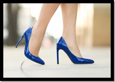00_Sapato azul_ look para o casual day_ calça jeans com sapato azul