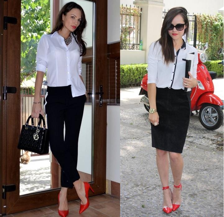 http://expedientedamoda.files.wordpress.com/2013/08/02_combinac3a7c3a3o-de-cores_preto-branco-e-vermelho_look-de-trabalho_moda-pra-trabalhar_saia-preta_sapato-vermelho_camisa-branca_calc3a7a-preta.jpg