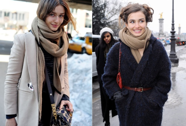 Andreea Diaconu_cachecol_inverno_wool scarf