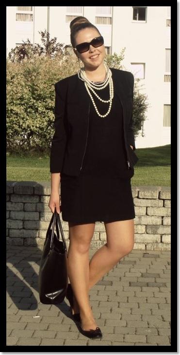 Look para o trabalho_inspiração_look com sapatilha_sapatilha e vestido