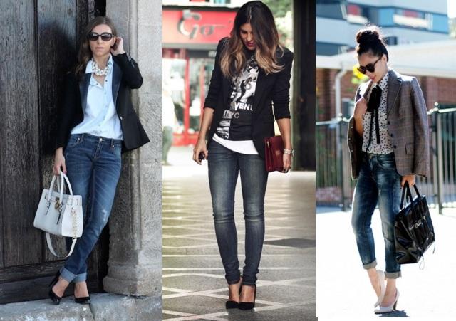 02_Casual Day_ jeans e blazer_look para o trabalho_look de sexta feira