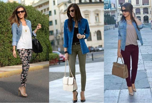 03_Look Camisa jeans_expediente da moda_camisa jeans como terceira peça_ look de trabalho