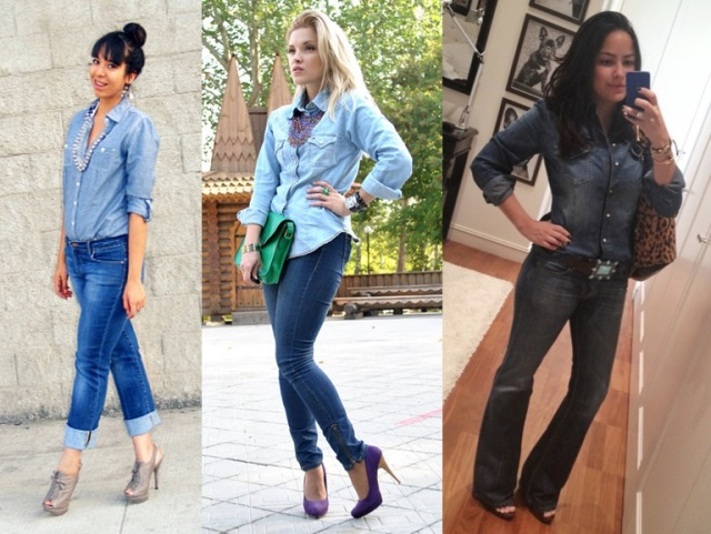 06_Look Camisa jeans_expediente da moda_look total jeans_camisa e calça jeans