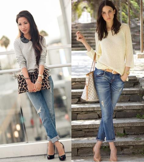 07_inspiração de look do dia_look de domingo_blusa de malha e salto alto_blusa de linha e jeans