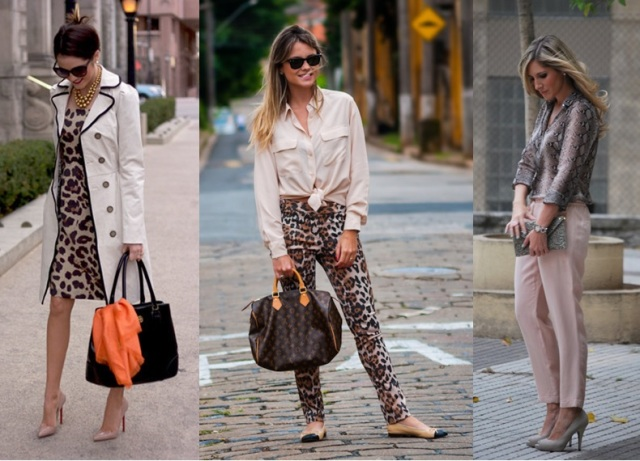 08_dica de moda_como usar animal print_estampa de animal_look do dia_expediente da moda_look animal print com bege offwhite nude