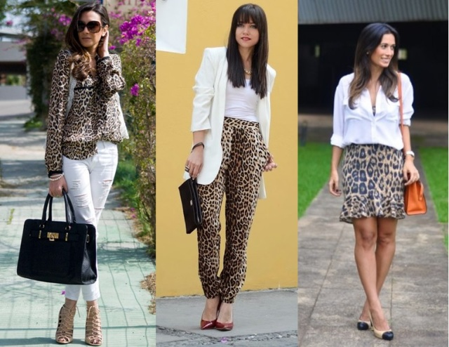 09_dica de moda_como usar animal print_estampa de animal_look do dia_expediente da moda_look animal print com branco