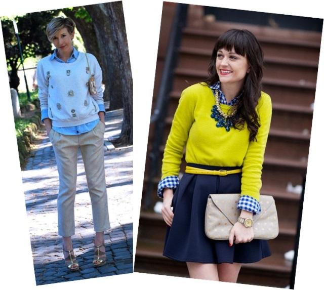 0_Look de Inverno_look de inverno para o trabalho_camisa e blusa