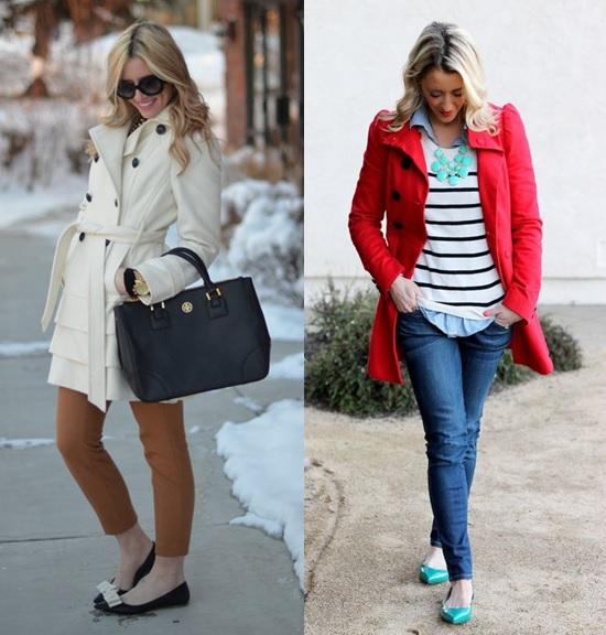 10_inspiração de look do dia_look de domingo_casacos de inverno em produções casuais_trench coat e sapatilha