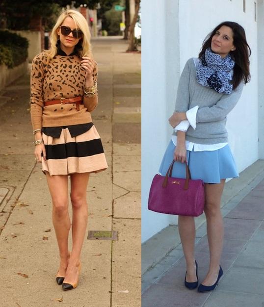 5_Look de Inverno_look de inverno para o trabalho_saia_blusa de lã com camisa