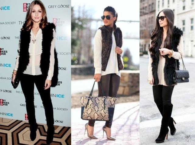 04_Colete de pelucia_looks para o trabalho_fur vest_colete de pelo fake_colete de pelucia_como usar_colete de pelucia