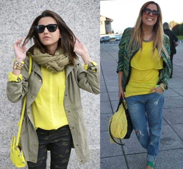 1_look para copa_o que vestir para trabalhar em dia de jogo do brasil_looks para trabalhar na copa_looks verde e amarelo_word cup 2014