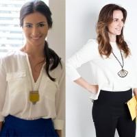 COLARES LONGOS | Além de super femininos, eles favorecem a silhueta, veja sugestões de como usar!!