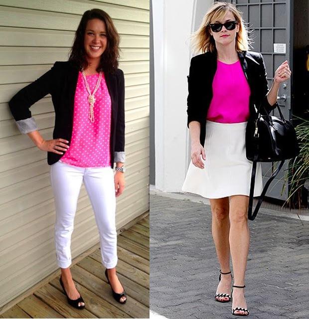 Look de trabalho_Moda para trabalhar_look do dia_Inspiração para o trabalho_calça branca_saia branca