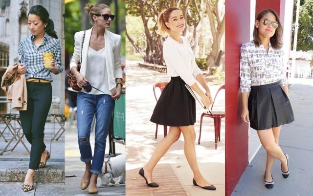 03_Looks para o casual Day_looks para quarta feira de cinzas_looks sem salto_looks com sapatilha para o trabalho