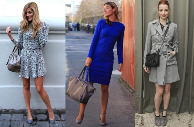 13_Look com sapato cinza_como usar sapato cinza_look do dia