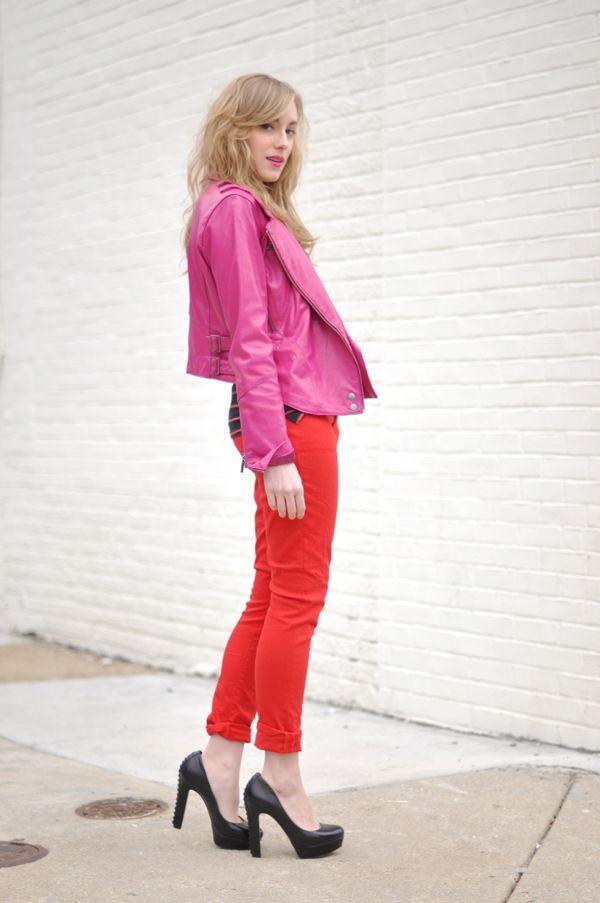 14. Looks coloridos_como combinar peças coloridas_como usar combinação de cores_colored outfits_13