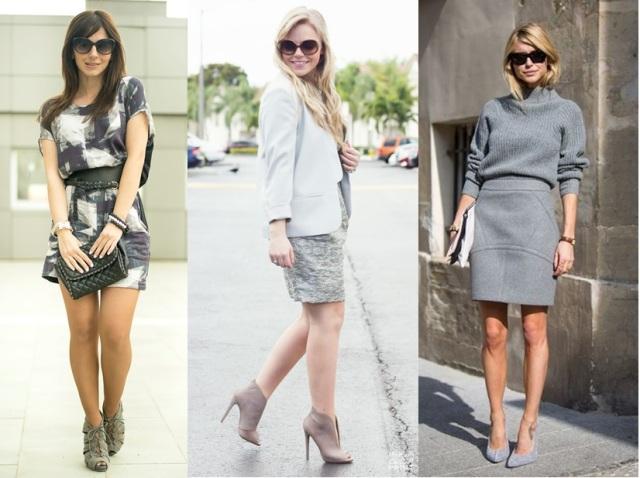 14_Look com sapato cinza_como usar sapato cinza_look do dia