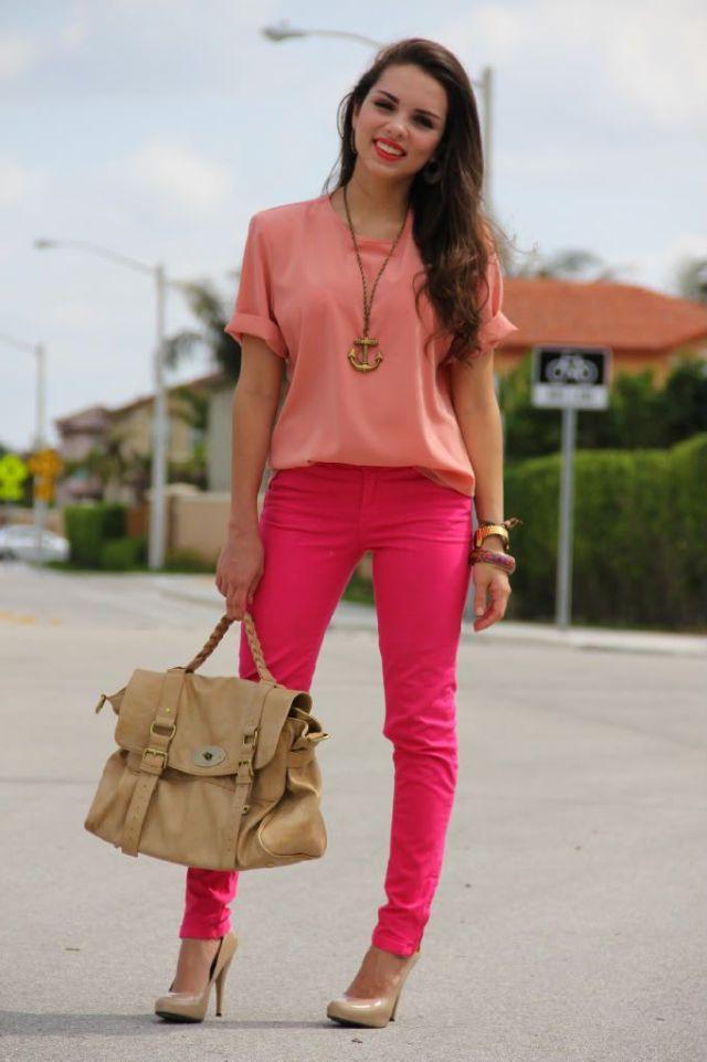 22. Looks coloridos_como combinar peças coloridas_como usar combinação de cores_colored outfits_4