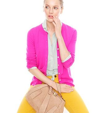 3. Looks coloridos_como combinar peças coloridas_como usar combinação de cores_colored outfits_19
