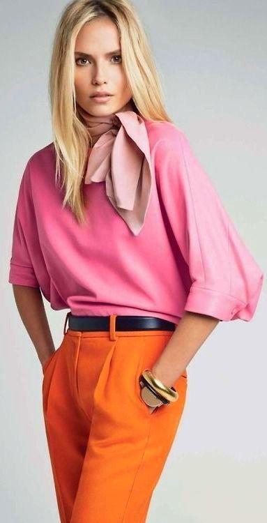7. Looks coloridos_como combinar peças coloridas_como usar combinação de cores_colored outfits_28