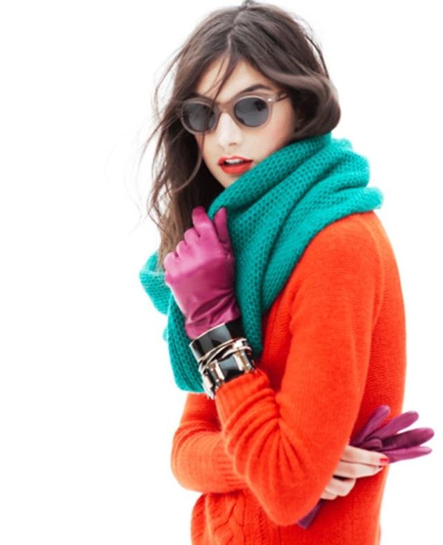 8. Looks coloridos_como combinar peças coloridas_como usar combinação de cores_colored outfits_11